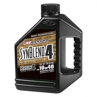Maxima Racing Oils® - Maxum 4 Blend Motorcycle Engine Oil