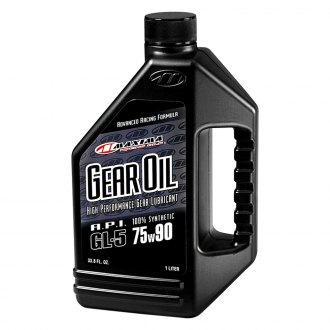 Maxima Racing Oils® - SAE 75W-90 Synthetic Gear Oil 1.05 Quart