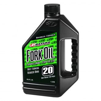 Maxima Racing Oils® - Advanced Formula SAE 20WT Fork Oil 1.05 Quart