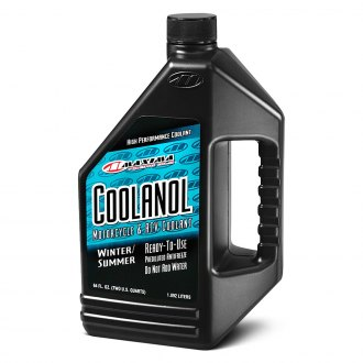 Maxima Racing Oils® - Motorcycle & ATV Coolanol 2 Quarts