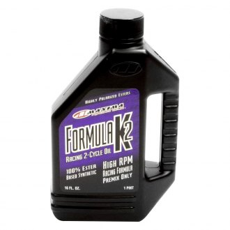 Maxima Racing Oils® - Formula K2 2-Stroke Synthetic Premix Racing Oil 16 oz.