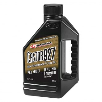 Maxima Racing Oils® - Pro Series Castor 927 2 Cycle Racing Oil 16 oz.