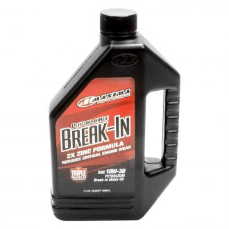 Maxima Racing Oils® - 10W-30 Performance Break-In Motor Oil 1 Quart