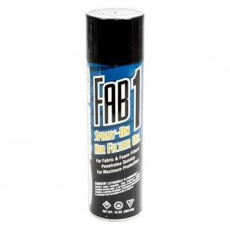Maxima Racing Oils® - FAB-1 Spray-On Air Filter Oil 13 oz.