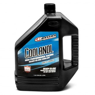 Maxima Racing Oils® - Coolanol High Performance Racing Ready-To-Use Antifreeze 1 Gallon
