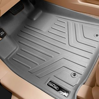 MaxLiner® - MaxFloormat™ 1st & 2nd Row Gray Floor Liners and Cargo Liner Set