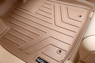 MaxLiner® - MaxFloormat™ 1st & 2nd Row Tan Floor Liners Set
