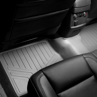 MaxLiner® - MaxFloormat™ 2nd Row Gray Floor Liner