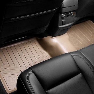 MaxLiner® - MaxFloormat™ 2nd Row Tan Floor Liner