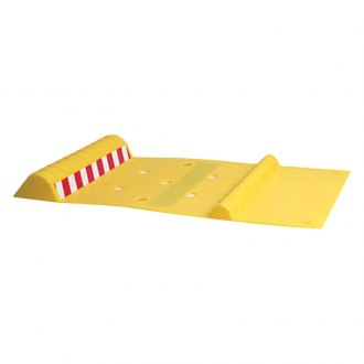 MAXSA® - Park Right Parking Mat (Yellow)