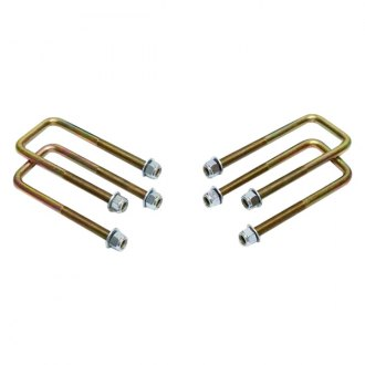 MaxTrac Suspension® - Rear Leaf Spring Axle U-Bolt Kit
