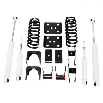 MaxTrac Suspension® - Lowering Kit