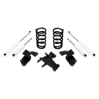 MaxTrac Suspension® - Front and Rear Lowering Kit