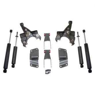 "MaxTrac Suspension® - 2"" x 4"" Front and Rear Lowering Kit"