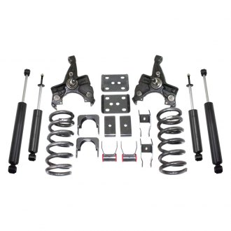 "MaxTrac Suspension® - 3"" x 5"" Front and Rear Lowering Kit"