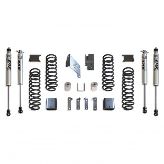 "MaxTrac Suspension® - 3"" x 3"" Front and Rear Suspension Lift Kit"