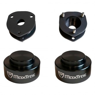 "MaxTrac Suspension® - 1.5"" x 1"" Max Pro Front and Rear Suspension Lift Kit"