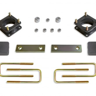 "MaxTrac Suspension® - 2.5"" x 1"" Max Pro Front and Rear Suspension Lift Kit"
