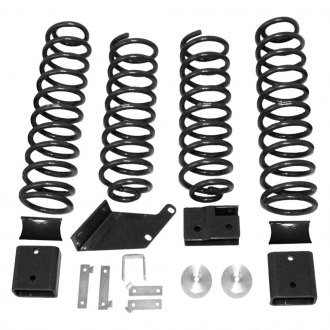 "MaxTrac Suspension® - 3"" x 3"" Coil Spring Front and Rear Suspension Lift Kit"