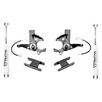 "MaxTrac Suspension® - 3"" x 1"" Front and Rear Lift Kit"