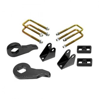 "MaxTrac Suspension® - 2.5"" x 1"" Front and Rear Lift Kit"