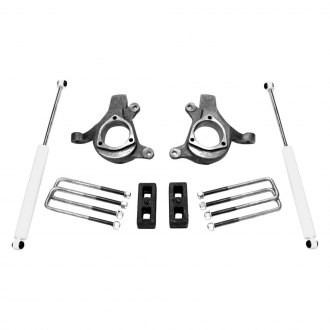 "MaxTrac Suspension® - 3"" x 2"" Front and Rear Suspension Lift Kit"