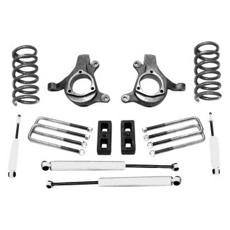 "MaxTrac Suspension® - 5"" Front and Rear Suspension Lift Kit"