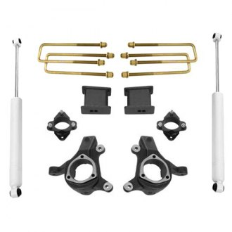 "MaxTrac Suspension® - 6"" x 3"" Front and Rear Suspension Lift Kit"