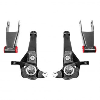 "MaxTrac Suspension® - 4"" x 2"" Front and Rear Lift Kit"