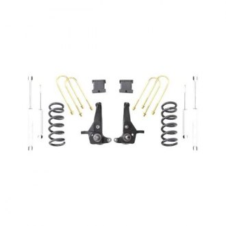 "MaxTrac Suspension® - 6"" x 3"" Front and Rear Lift Kit"