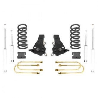 "MaxTrac Suspension® - 5.5"" x 3"" Front and Rear Lift Kit"