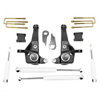 "MaxTrac Suspension® - 5"" x 3"" Front and Rear Lift Kit"