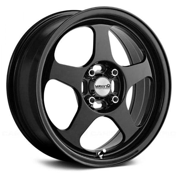 maxxim air wheels matte black rims. Black Bedroom Furniture Sets. Home Design Ideas