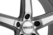 MAXXIM® - ALLEGRO Graphite with Machined Face and Lip Close-Up