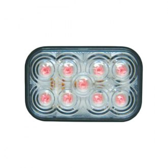 "Maxxima® - 5x3"" Rectangular LED Tail Light"