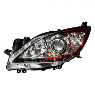 2010 mazda 3 factory replacement headlights. Black Bedroom Furniture Sets. Home Design Ideas