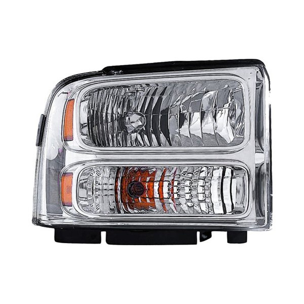 Ford F 250 Headlights : Maxzone ford f replacement headlight