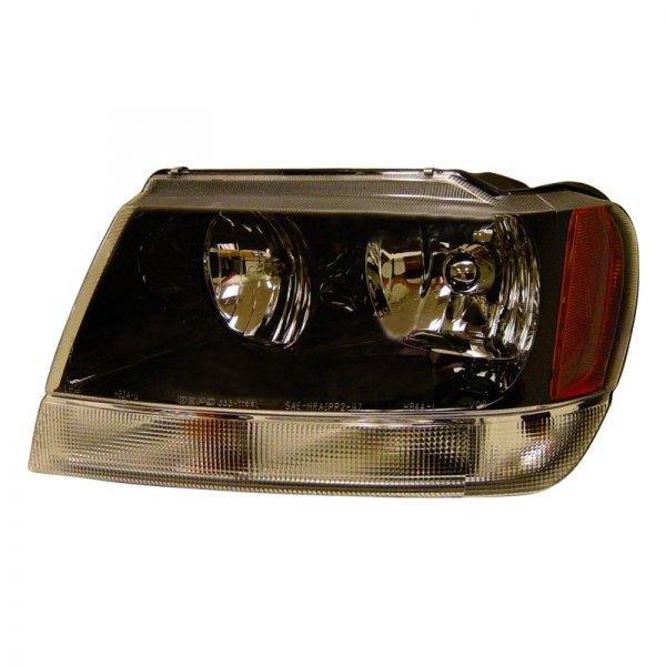 Maxzone Jeep Grand Cherokee 2002 2003 Replacement Headlight