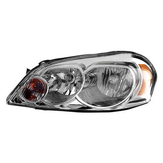 2007 chevy impala factory replacement headlights. Black Bedroom Furniture Sets. Home Design Ideas