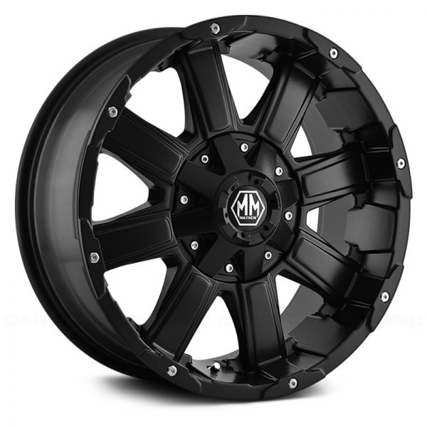 MAYHEM® - 8030 CHAOS Matte Black