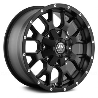 MAYHEM® - 8015 WARRIOR Matte Black