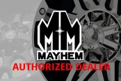 Mayhem Authorized Dealer