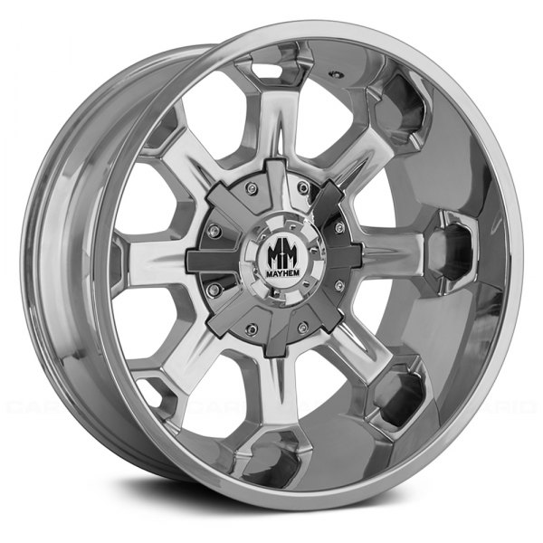 MAYHEM® - 8105 COMBAT Chrome