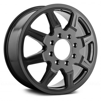 19 5 inch rims custom 19 5 wheel and tire packages at. Black Bedroom Furniture Sets. Home Design Ideas