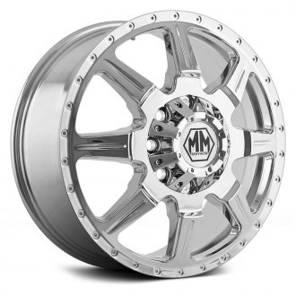 MAYHEM® - MONSTIR DUALLY Chrome