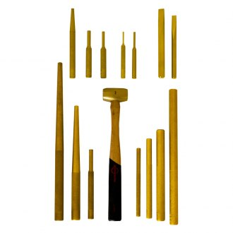 Mayhew Tools® - Brass Assortment Kit