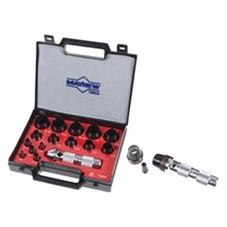 Mayhew Tools® - Hollow Punch Tool Set