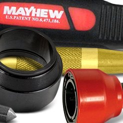 Mayhew Tools® - Brass Pin Punch