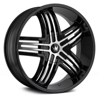 MAZZI® - ENTICE Gloss Black with Machined Face