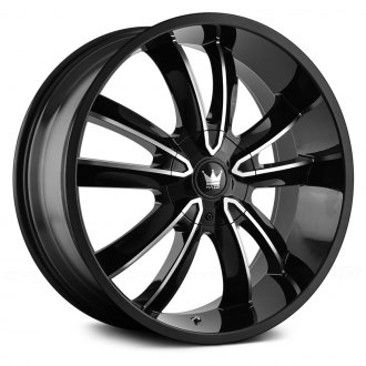 MAZZI® - OBSESSION Gloss Black with Machined Face